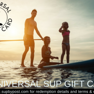 Gift card for SUP rental